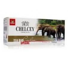 "Чай ""Chelcey"" Челси черный Цейлон Спешл 25 пакет"