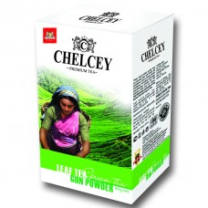 "Чай ""Chelcey"" Челси Ганпаудер зеленый 100г"