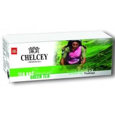 """Чай """"Chelcey"""" Челси Спешл зеленый 25 пакет"""