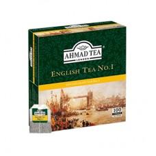Чай Ahmad Ахмад Английский №1 100 пакет