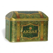 Чай Akbar Акбар Rich Soursop черн+зел 250г