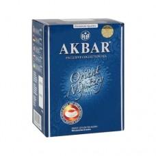 Чай Akbar Акбар Orient Mystery Ориент Мистери черн+зел 100г