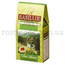 Чай зеленый Базилур Летний 100г картон