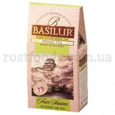 Чай Basilur Tea Л.Ц.Весенний 100г.картон
