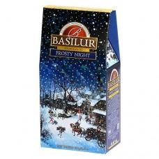 Basilur Подарочный  Морозная ночь 100г картон
