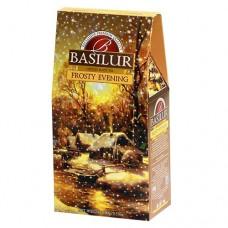 Basilur Подарочный  Морозный вечер 100г картон