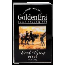 Чай Голден Эра Golden Era чёрный Бергамот 100г