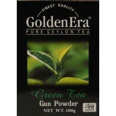 Чай Голден Эра Golden Era Gun Powder зелёный 100г