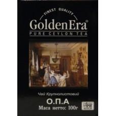 Чай Голден Эра Golden Era чёрный OPA 100г