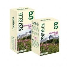 Чай Grace! Грейс Альпийские травы 75г