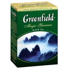 Чай Гринфилд Magic Yunnan Юннань 100г