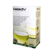 Чай Heladiv Хеладив Зелёный пекое 200г