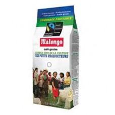 Кава зерно Malongo Малонго Феир Трейд 250г м/у