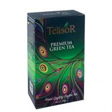 Чай TEASOR GP зелёный 100г картон+5г