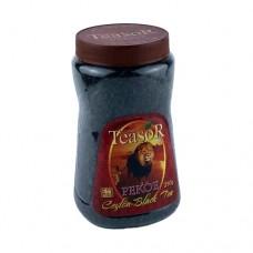 Чай TEASOR чёрный PEKOE 250г пластик