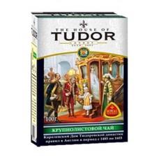 Чай TUDOR черный цейлонский крупный лист 100гр
