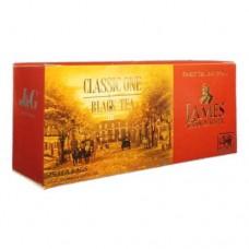 Чай Джеймс James Grandfather Сlassic черный 25 пакет