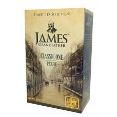 Чай James Grandfather Джеймс черный Пекое 100г