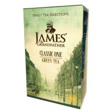 Чай Джеймс James Grandfather Сlassic GP 1 зелёный 100г