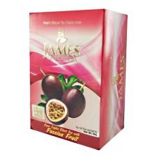 Чай Джеймс James Grandfather Passion Fruit 20 пакет чёрный~