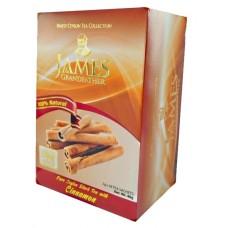 Чай Джеймс James Grandfather Cinnamon 20 пакет чёрный~