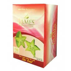 Чай Джеймс James Grandfather Star Fruit 20 пакет чёрный~
