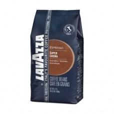 Кава зерно Лавацца Lavazza Super Crema 1кг