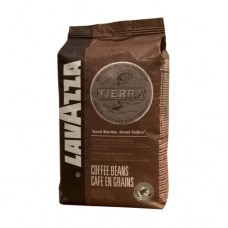Кава зерно Лавацца Lavazza Tierra 1кг