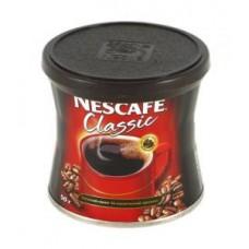 Кофе растворимый Nescafe Нескафе Классик Бразилия 50г жесть