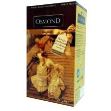 Чай Osmond Charman чёрный/зелёный 100г