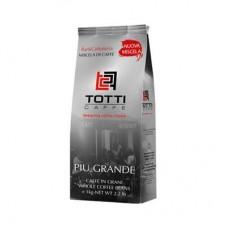 Кофе Totti Тотти зерно PIU GRANDE 1кг