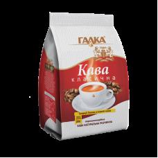 Кофе Галка растворимый порошкообразный 150г пакет