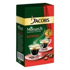 Кофе Якобс Монарх молотый Эспрессо 450г
