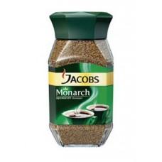 Кофе растворимый Якобс Монарх 48г стекло банка