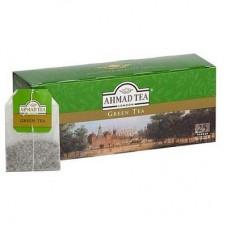 Чай Ahmad Ахмад Зелёный 25 пакет