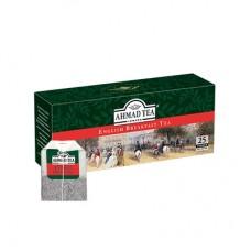 Чай Ahmad Ахмад Английский к завтраку 25 пакет