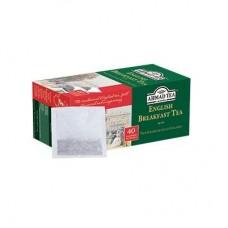 Чай Ahmad Ахмад Английский к завтраку 40 пакет