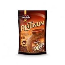 Кофе Ambassador Амбассадор Платина растворимый 120г пакет