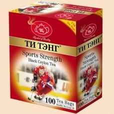 Чай Ти Тэнг Для спортсменов 100 пак.