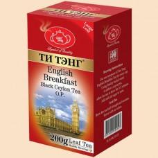 чайТи тенг 200г англ.завтрак