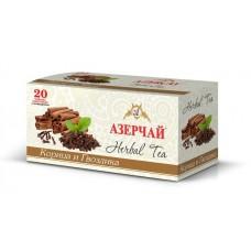 Чай Азерчай Herbal Корица и гвоздика 20 пак