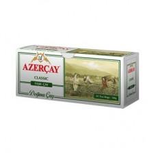 Чай Азерчай зелёный 25 пак в конв.