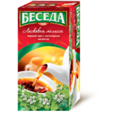 Чай Беседа Мелиса 26 пакетов