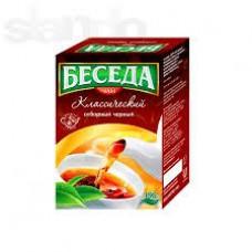 Чай Беседа черный 90г