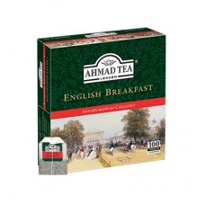Чай Ahmad Ахмад Английский к завтраку 100 пакет