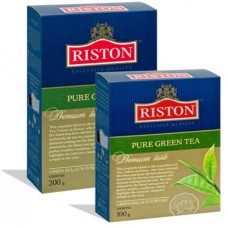 "Чай ""Ристон"" зеленый 100г"