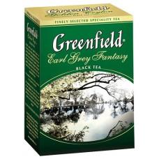 Чай Гринфилд Бергамот Earl Grey Fantasy 100г