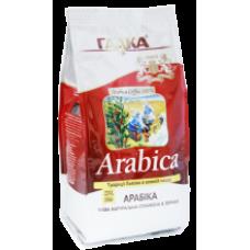 Кофе Галка Арабика зерно 250г пакет