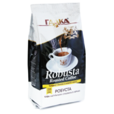 Кофе Галка Рабуста зерно 250г