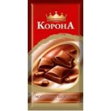 Шоколад Корона молочный 100г